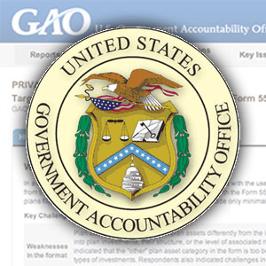 GAO suggests changes to the Form 5500 to promote clarity and consistency. We agree.