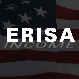 """Let's put """"Income"""" back in ERISA"""