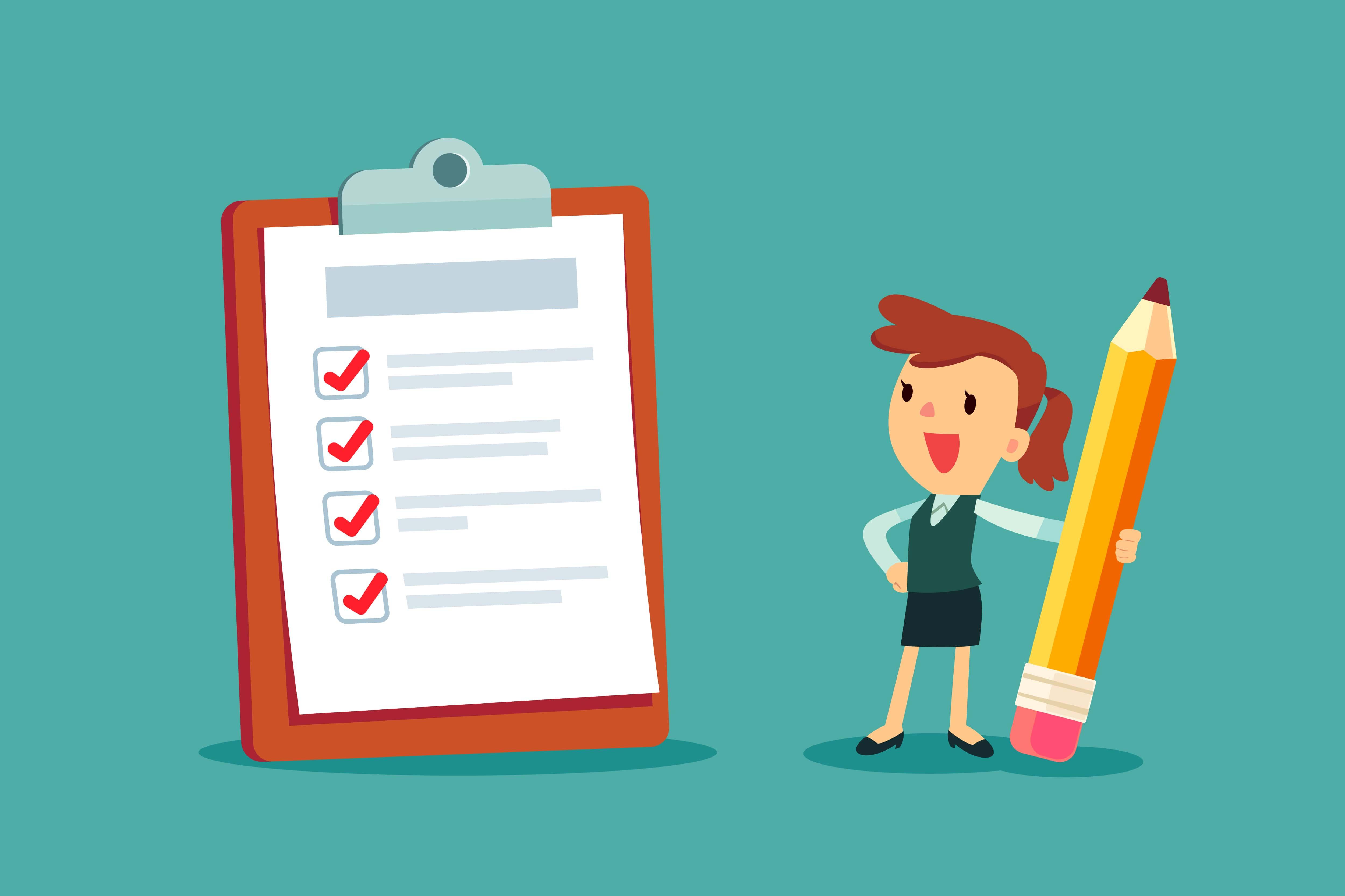 2020 Adminstration Checklist