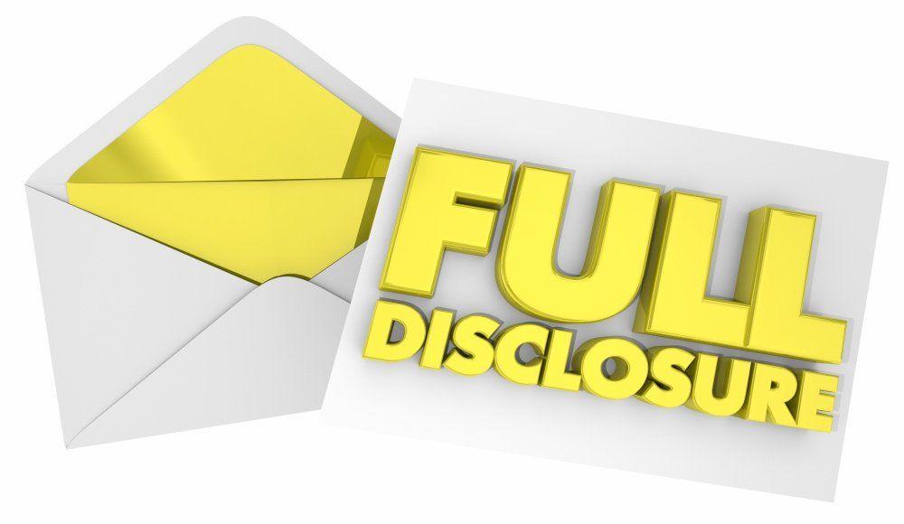 401(k) Participant Disclosures