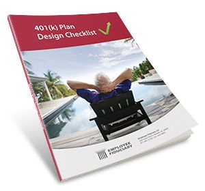 401(k) Plan Design Checklist