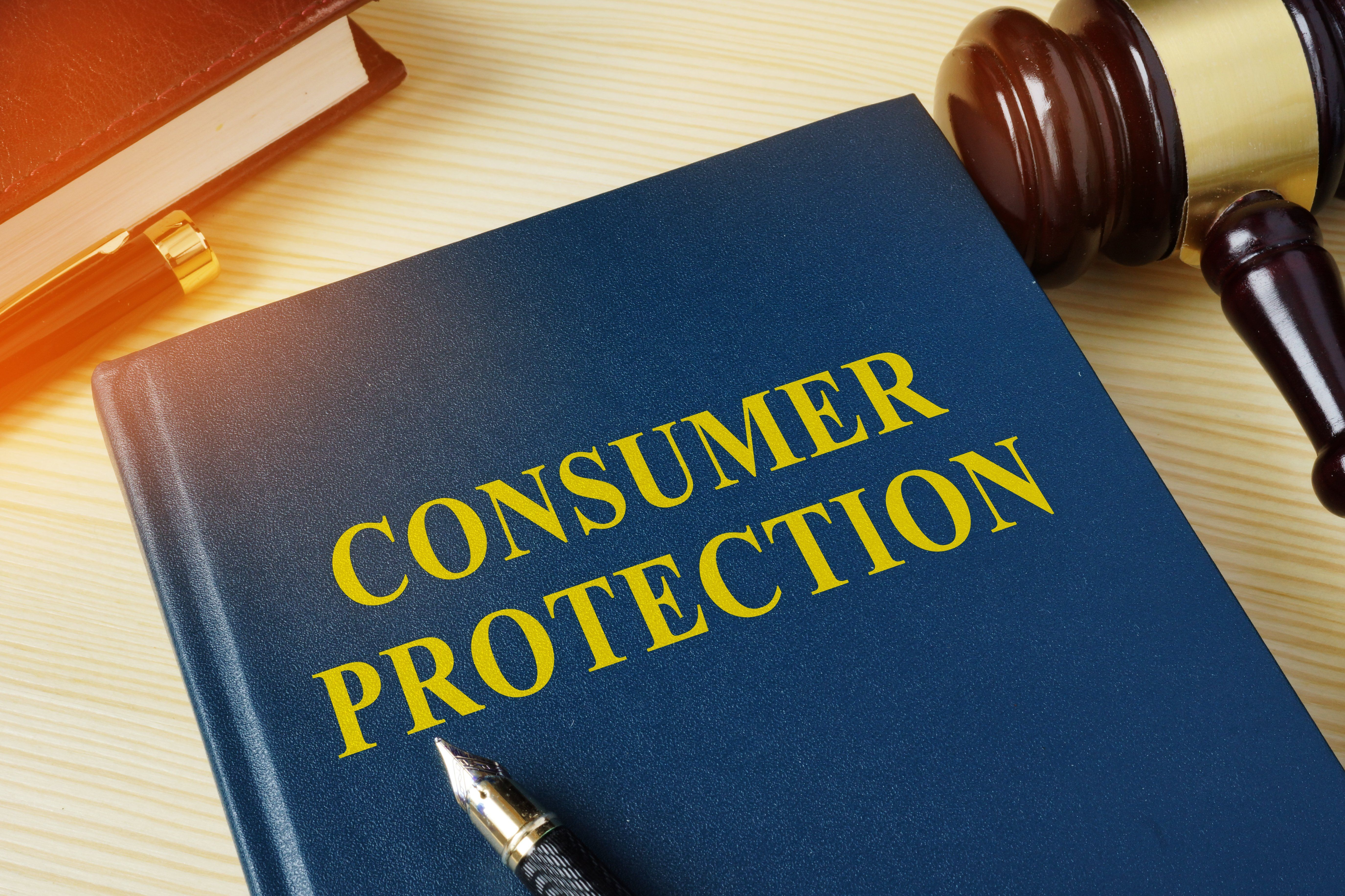 book for consumer protection